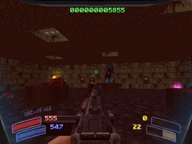 """Review: """"TiberiumDoom 1 9 (Beta)"""" (Mod for """"GZDoom""""/ """"Doom"""
