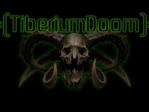Tiberium Doom title screen