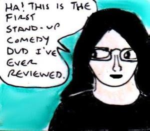 2015 Artwork Margaret Cho Beautiful Review sketch