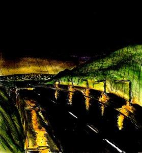 """""""Portsdown Hill"""" By C. A. Brown"""