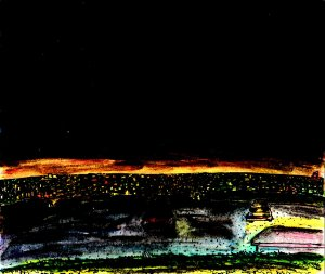 """Portsdown Hill II "" By C. A. Brown"