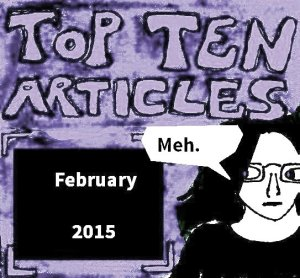 2015 Artwork Top Ten Articles February