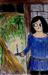 """Forgotten Garden"" By C. A. Brown [16th June 2012]"