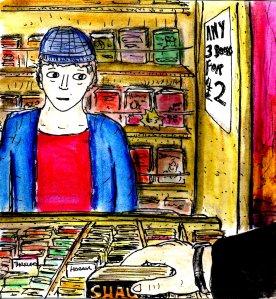 """""""My First Splatterpunk Novel"""" By C. A. Brown"""