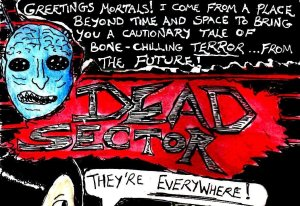 """Dead Sector - Preview 1"" By C. A. Brown"