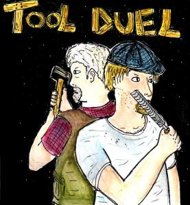 """Tool Duel"" By C. A. Brown"