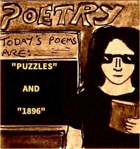 2015 Artwork Poetry Puzzles and 1896