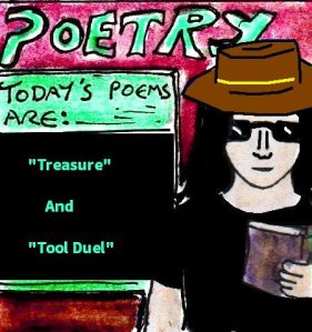 2015 Artwork Poetry Treasure and Tool Duel