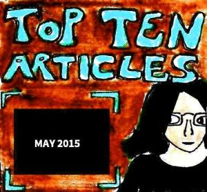 2015 Artwork Top Ten Articles May