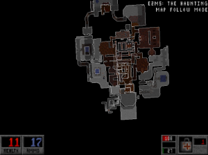 Remember when levels used to look like this?  Remember when FPS games actually had level maps? I miss those days...