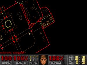 But WHICH door is the blue door? *Sigh* I miss GZ Doom...