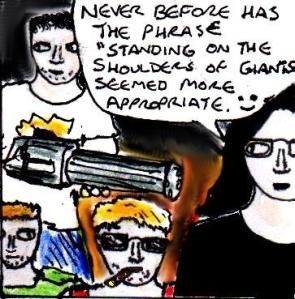 2015 Artwork Serious Sam The First Encounter review sketch