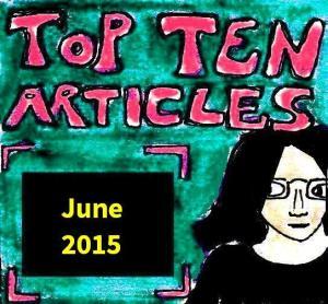 2015 Artwork Top Ten Articles June