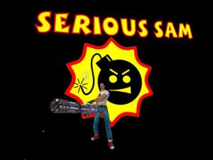serious sam 1 title