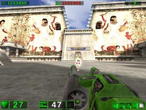 Yay! It's a laser gun!