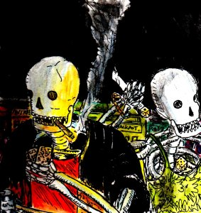 """""""Casino Macabre"""" By C. A. Brown"""