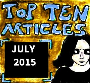 2015 Artwork Top Ten Articles July