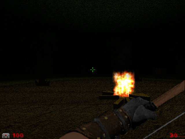 "Mini Review: "" The Ghoul's Forest 3″ (WAD For ""Doom II""/ ""Final Doom"