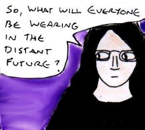 2015 Artwork Futuristic Fashions article sketch