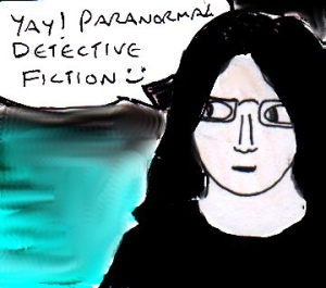 2015 Artwork Paranormal Detective fiction article sketch