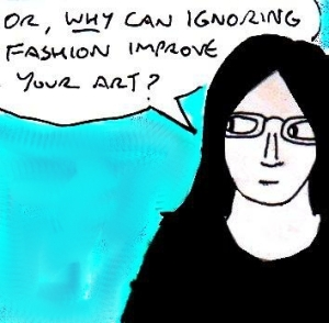 2015 Artwork Unfashionable clothing designs article sketch