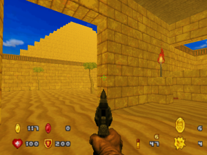 OOooh, I LOVE FPS games that are set in Ancient Egypt!