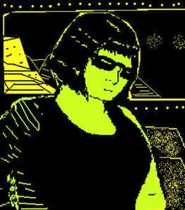 """""""Cinema Cyberpunk"""" By C. A. Brown"""