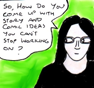2015 Artwork Find Addictive story and comic ideas