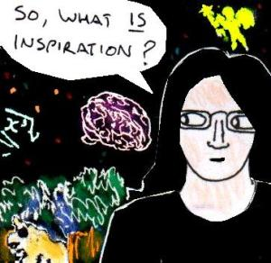 2015 Artwork The Nature Of Inspiration