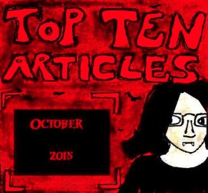 2015 Artwork Top Ten Articles October