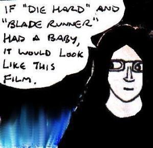 2015 Artwork Dredd Review sketch
