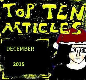 2015 Artwork Top Ten Articles December