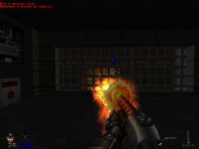 "Mini Review: "" The Trailblazer (v1 2d)"" (Mod For ""Doom II""/""Final"