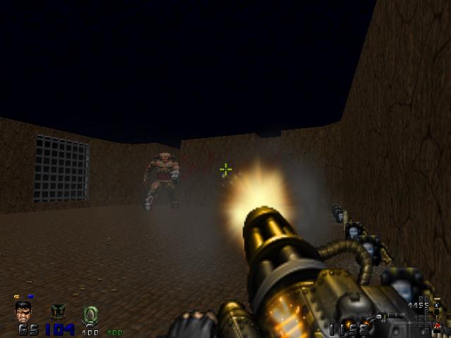 "Mini Review: "" The Trailblazer (v1 2d)"" (Mod For ""Doom II"