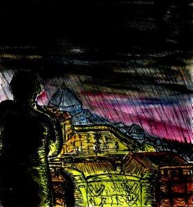 """Stratopolis"" By C. A. Brown"