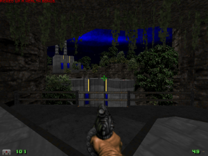 "Seriously, why wasn't this in the original ""Doom"" games?"