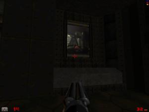 """Astonishing! I've only really seen stuff like this in """"Duke Nukem 3D""""!"""