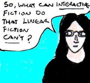 2016 Artwork Characterisation in interactive fiction