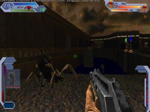 """It's an antlion! In """"Doom II""""! An antlion !!!!"""