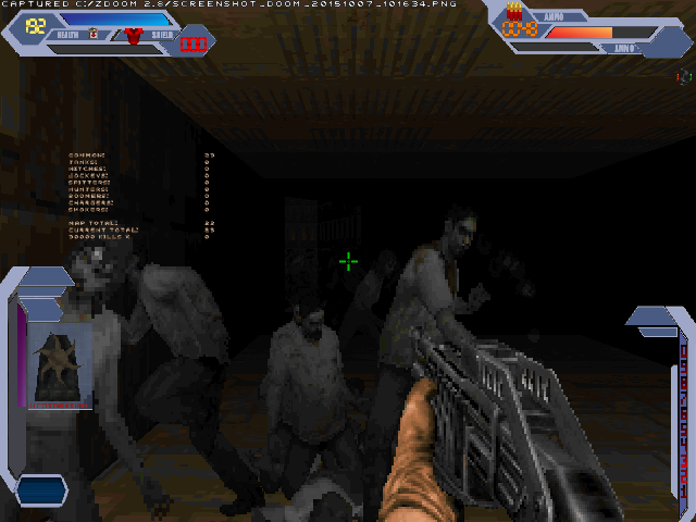"Review : ""Aeons Of Death (V 6  06 1)"" (Mod For ""Doom II"