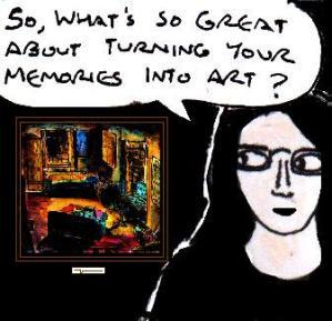 2016 Artwork Art And Memories article sketch