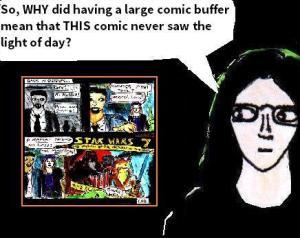2016 Artwork comic buffer downsides article sketch