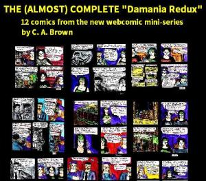 2016 Artwork Damania redux retrospective sketch