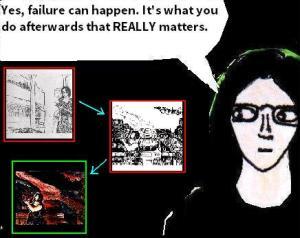 2016 Artwork failure happens article sketch