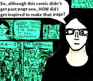 2016 Artwork geeky settings inspiration article sketch
