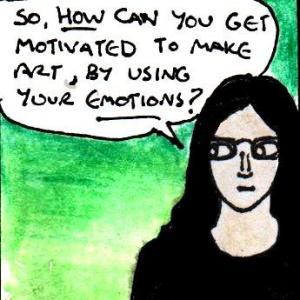 2016 Artwork Motivation And Emotions Article sketch