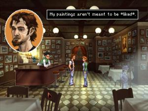 If you unlock the special features after completing the game, you'll learn that this location is actually based on a real bar in New York.