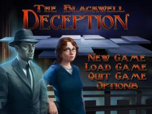 Blackwell Deception - Title screen
