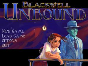 Blackwell Unbound - Title screen