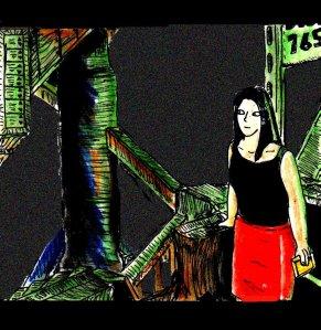 """""""Stairway Nexus"""" By C. A. Brown"""